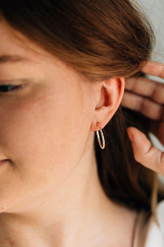 Stylist Spotlight | Little Details Hoop Earrings