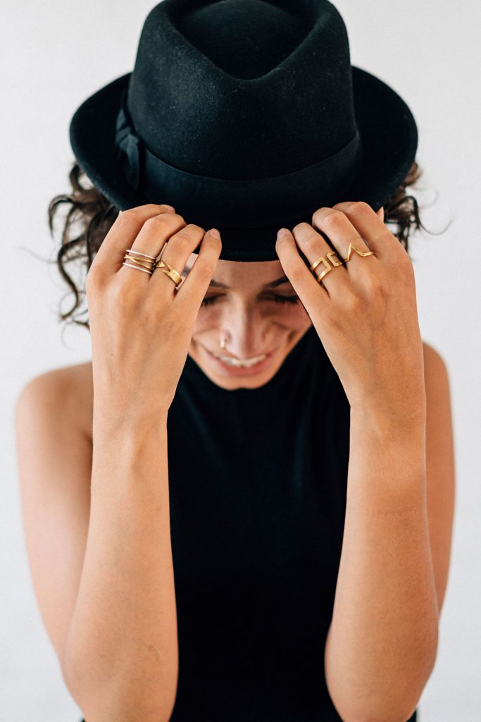 Ethical Looks: Brass Jewelry