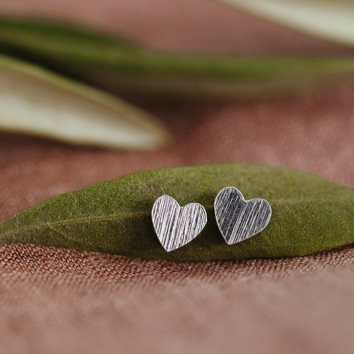 Charming Heart Earrings